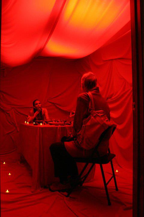 Performance art, The Red Room