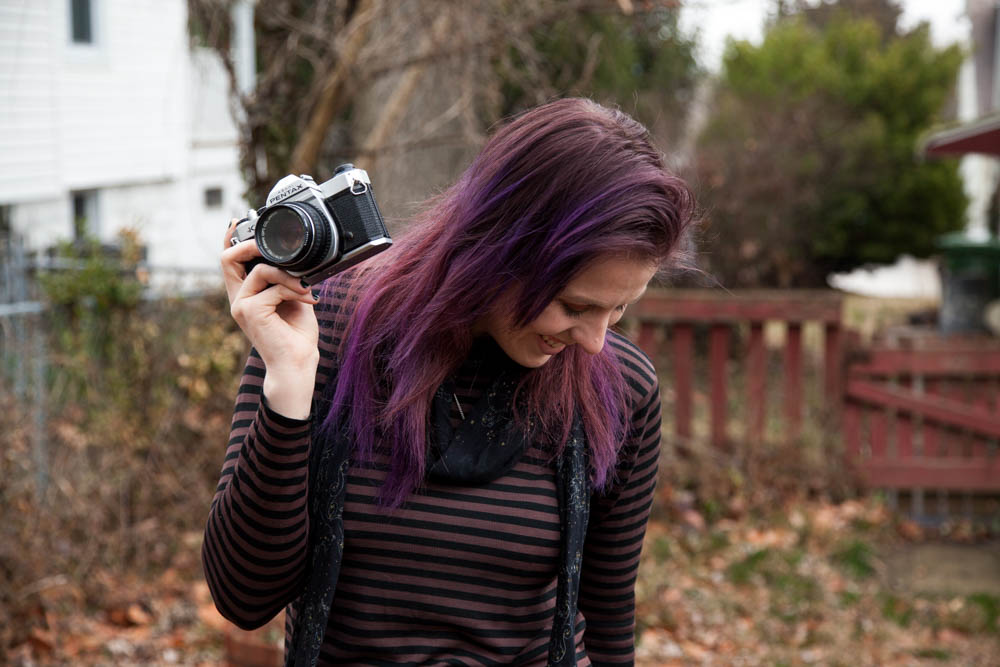 A photography course for bloggers and small businesses.